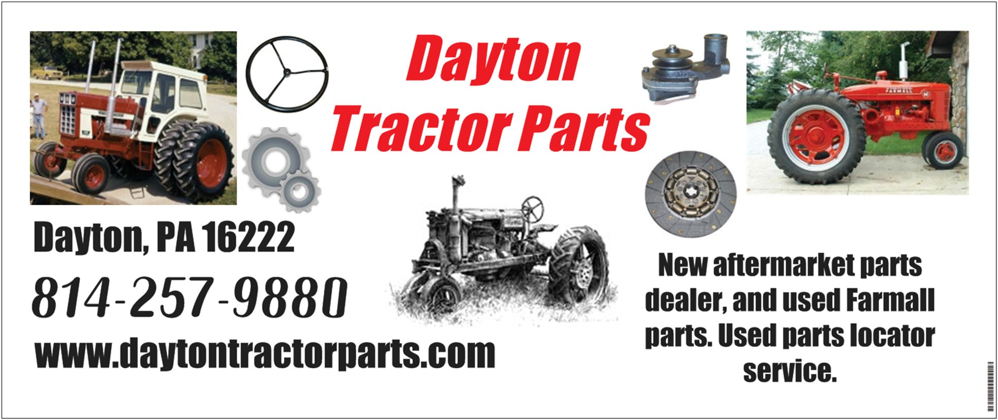 Dayton Tractor Parts Farmall Wiring Harness Home